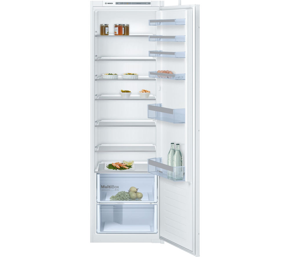 BOSCH Serie 4 KIR81VS30G Integrated Tall Fridge