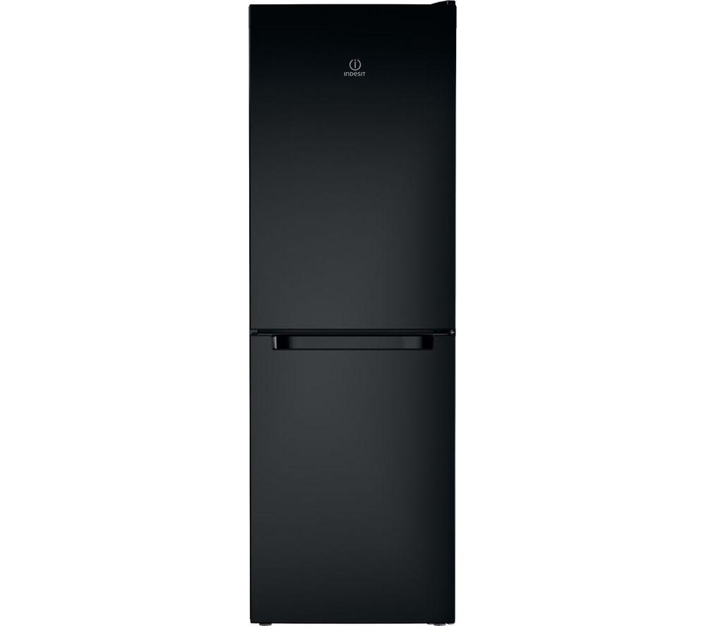 INDESIT LD70N1K 50/50 Fridge Freezer - Black