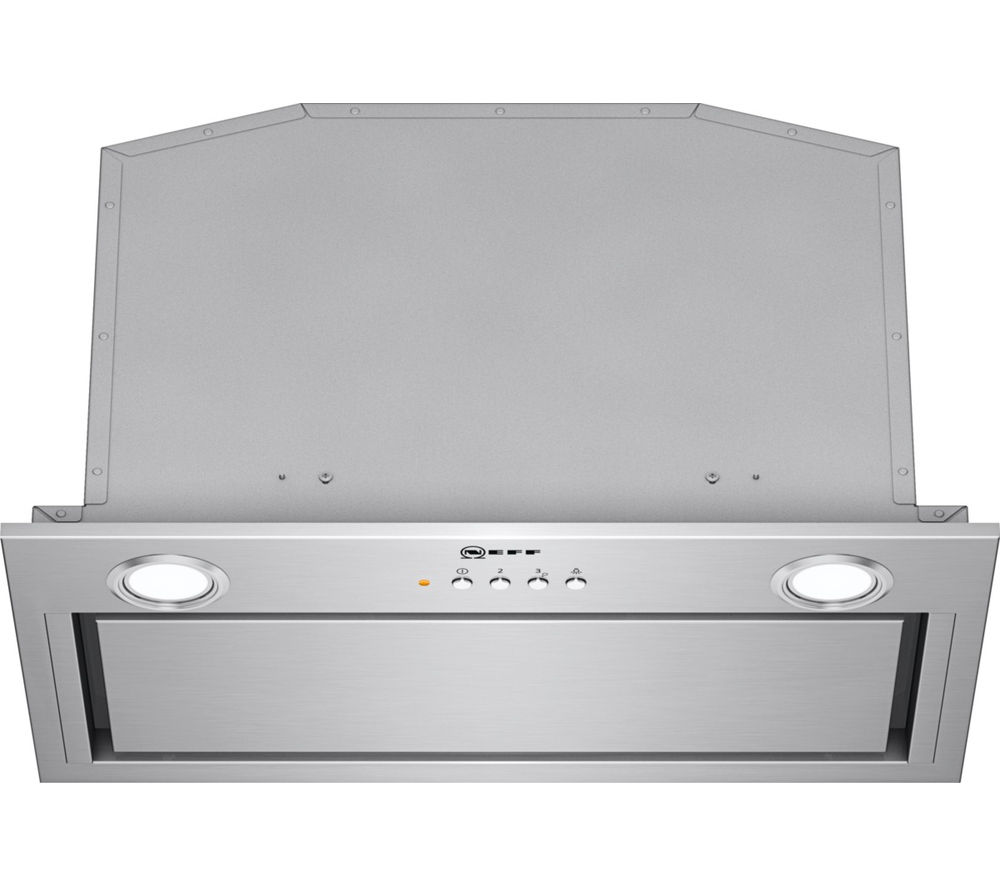 NEFF D55MH56N0B Canopy Cooker Hood - Stainless Steel