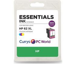 62 XL Tri-Colour HP Ink Cartridge