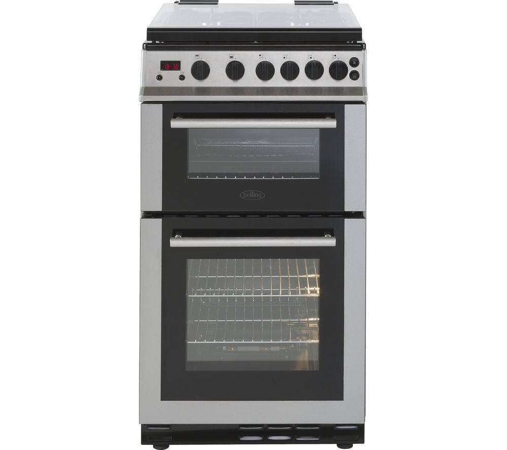 Compare retail prices of Belling FS50GDOLm 50cm Gas Cooker to get the best deal online