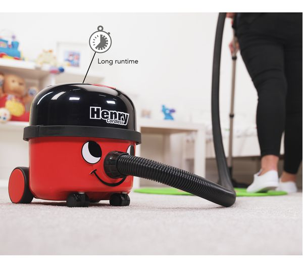 numatic henry hoover cordless vacuum cleaner