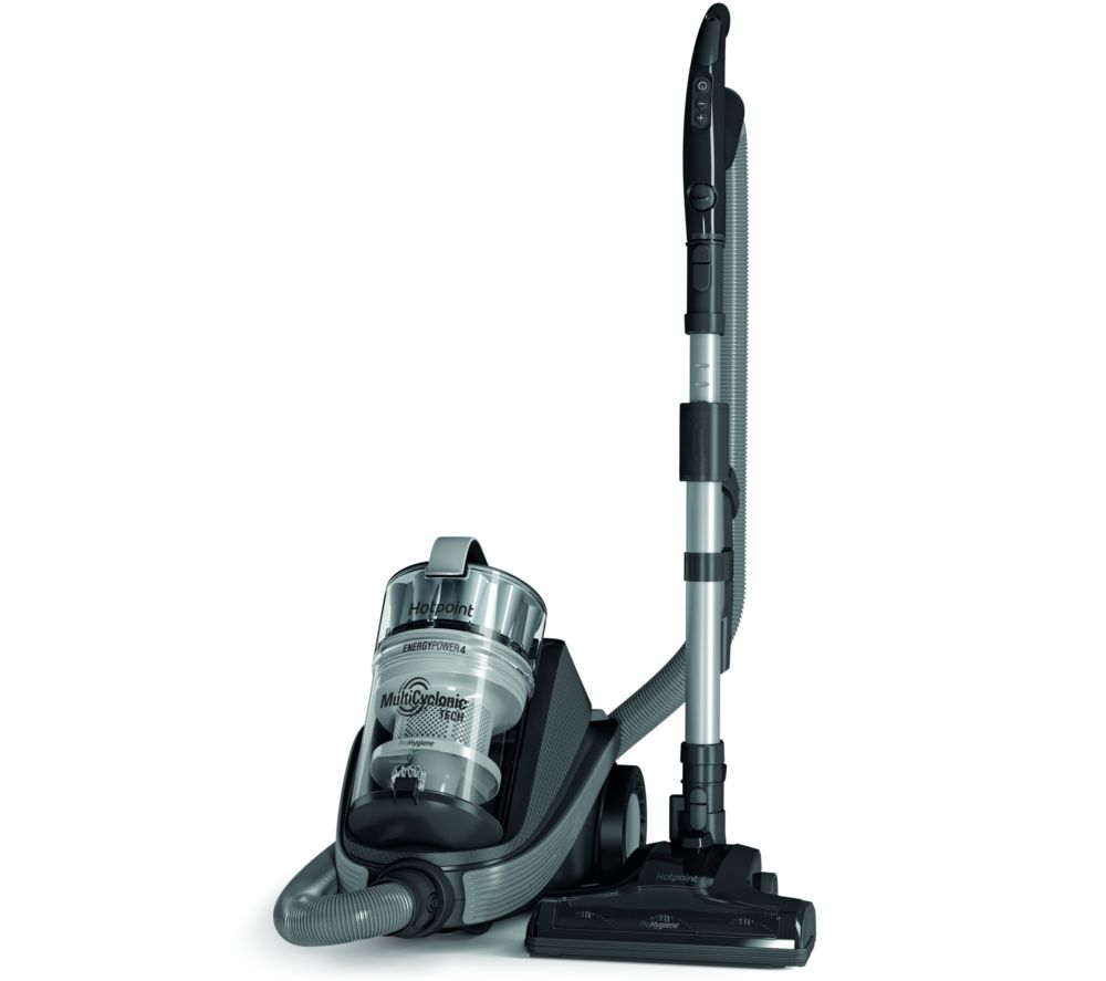 bagless vacuum cleaner buy hotpoint sl m07 a4h b cylinder bagless vacuum cleaner 13261