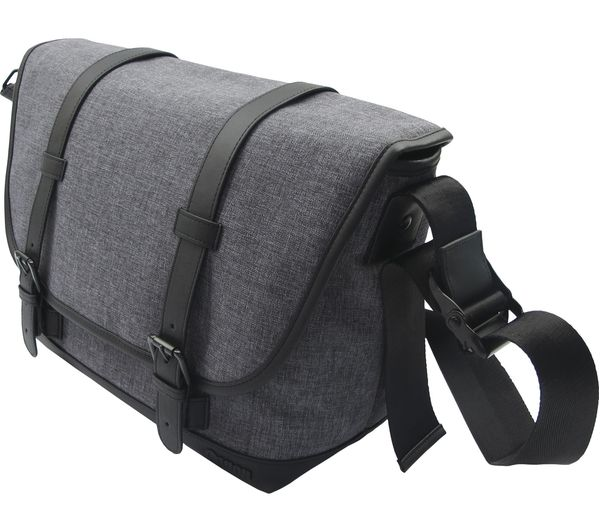 Buy CANON Messenger MS10 DSLR Camera Bag - Grey | Free Delivery ...