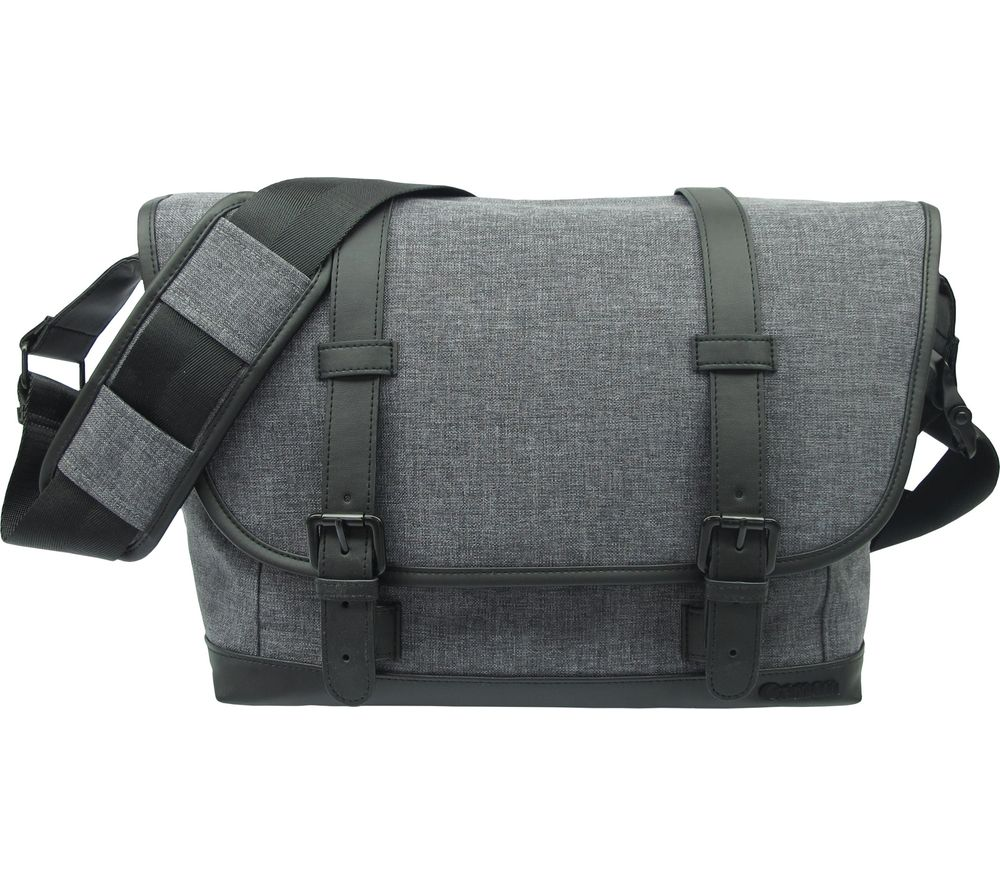 Cheapest price of Canon Messenger MS10 DSLR Camera Bag in new is £59.99