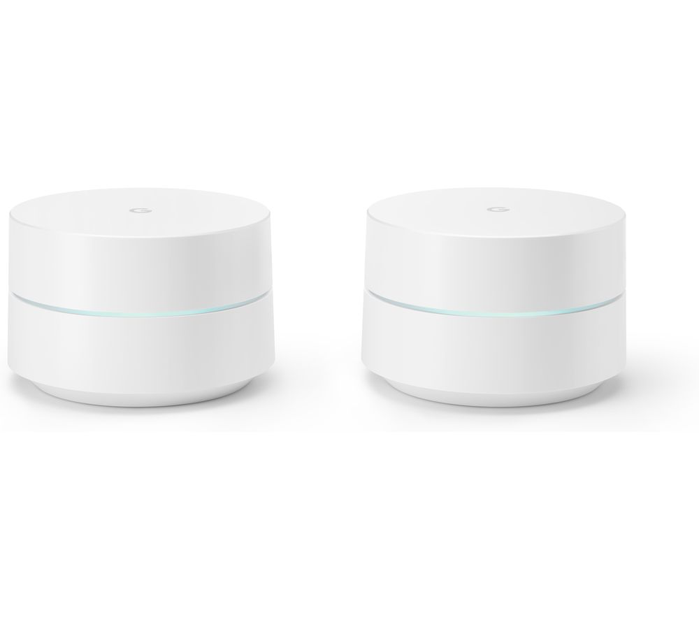 Image of GOOGLE WiFi Whole Home System - Twin Pack