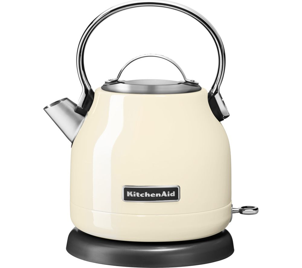 KITCHENAID 5KEK1222BAC Traditional Kettle - Almond Cream
