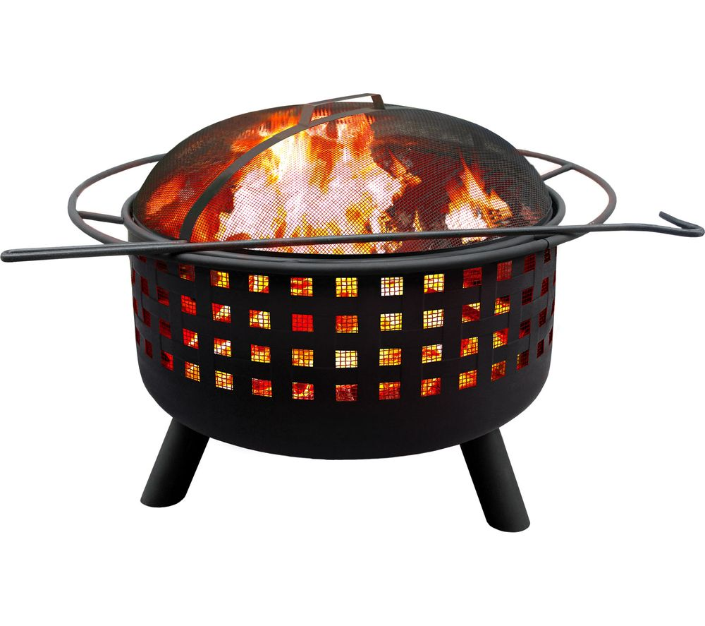 LANDMANN 26314 City Lights Fire Pit