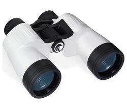 PRAKTICA Marine Charter MHMC750W 7 x 50 mm Binoculars - White