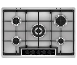 AEG HG75SY5451 Gas Hob - Stainless Steel