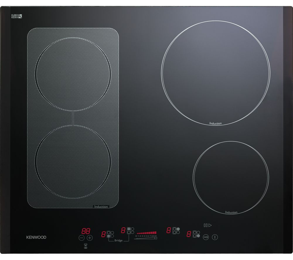 Compare prices for Kenwood KH600B-IND Electric Induction Hob
