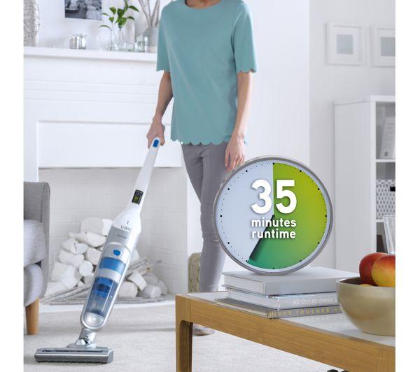 Vax Arrow TBTSV1B1 Cordless Vacuum Cleaner White & Silver