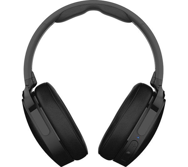 pedal conveniencia Predecir  SKULLCANDY Hesh 3 S6HTW-K033 Wireless Bluetooth Headphones - Black Fast  Delivery | Currysie