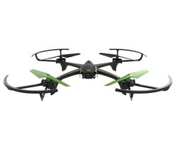 VIVID Sky Viper V2400 Streaming Drone with Controller - Black & Green