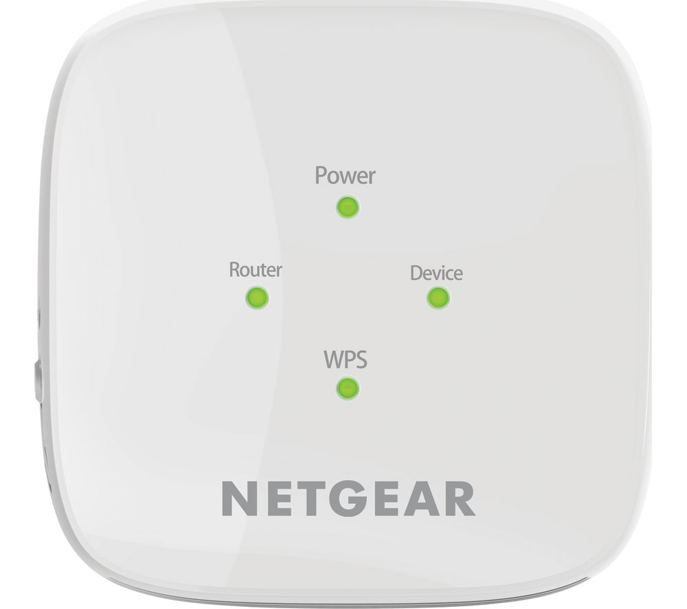 Compare prices for Netgear EX6110-100UKS WiFi Range Extender AC 1200 Dual-band