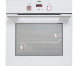 AMICA 1143.3TSW Electric Oven - White