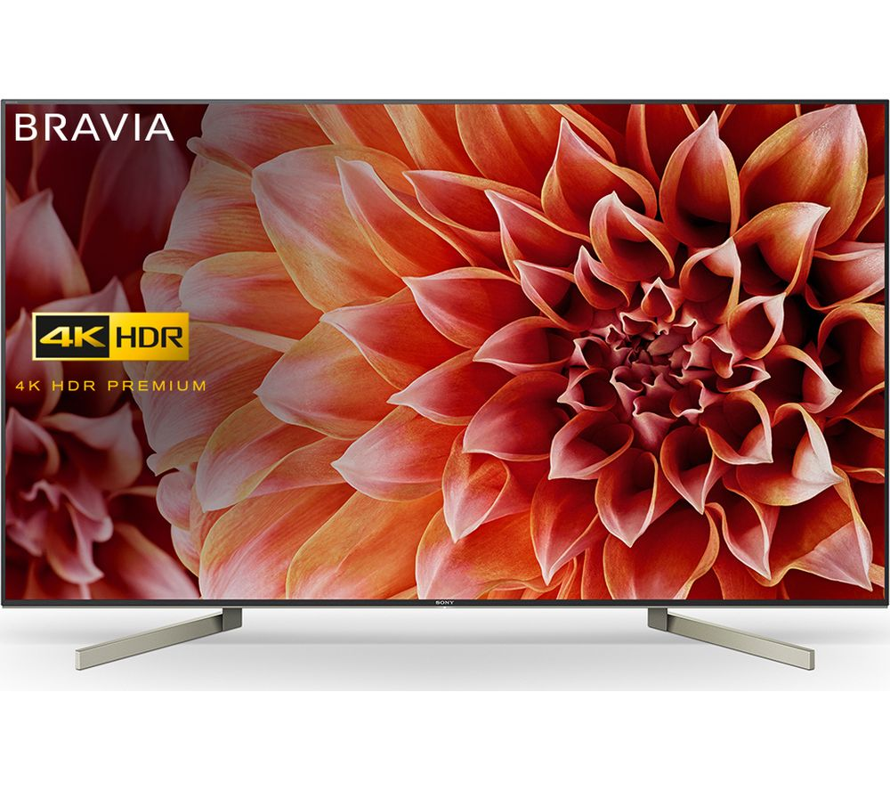 "SONY BRAVIA KD75XF9005 75"" Smart 4K Ultra HD HDR LED TV"