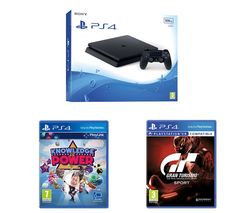 SONY PlayStation 4 Slim & Game Bundle