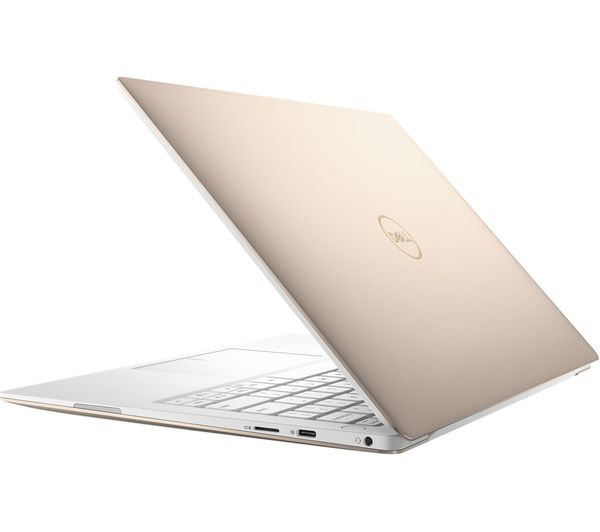 """Image of DELL XPS 13 13.3"""" Intel® Core™ i7 Laptop - 512 GB SSD, Rose Gold"""