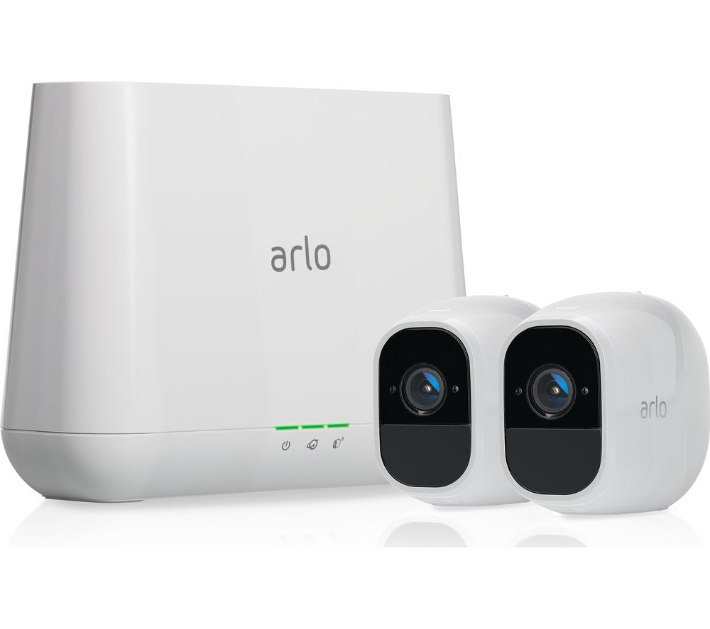 ARLO Pro 2 1080p Full HD Wireless Security System - 2 Cameras
