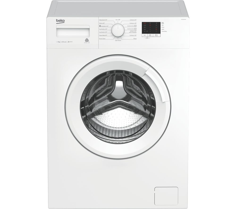 BEKO WTB920E1W 9 kg 1200 Spin Washing Machine - White