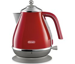 Icona Capitals KBOC3001.R Jug Kettle - Red