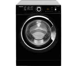 HOTPOINT Active Care NM11 964 BC A 9 kg 1600 Spin Washing Machine - Black