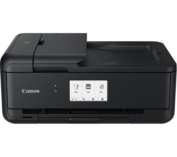 Buy Canon Pixma Ts9550 All In One Wireless Inkjet Printer