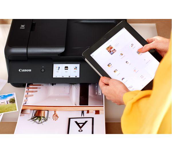CANON PIXMA TS9550 All-In-One Wireless Inkjet Printer