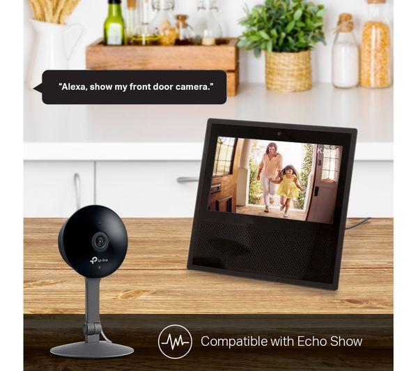 TP-LINK Kasa Cam KC120 Full HD 1080p Smart Home Security Camera