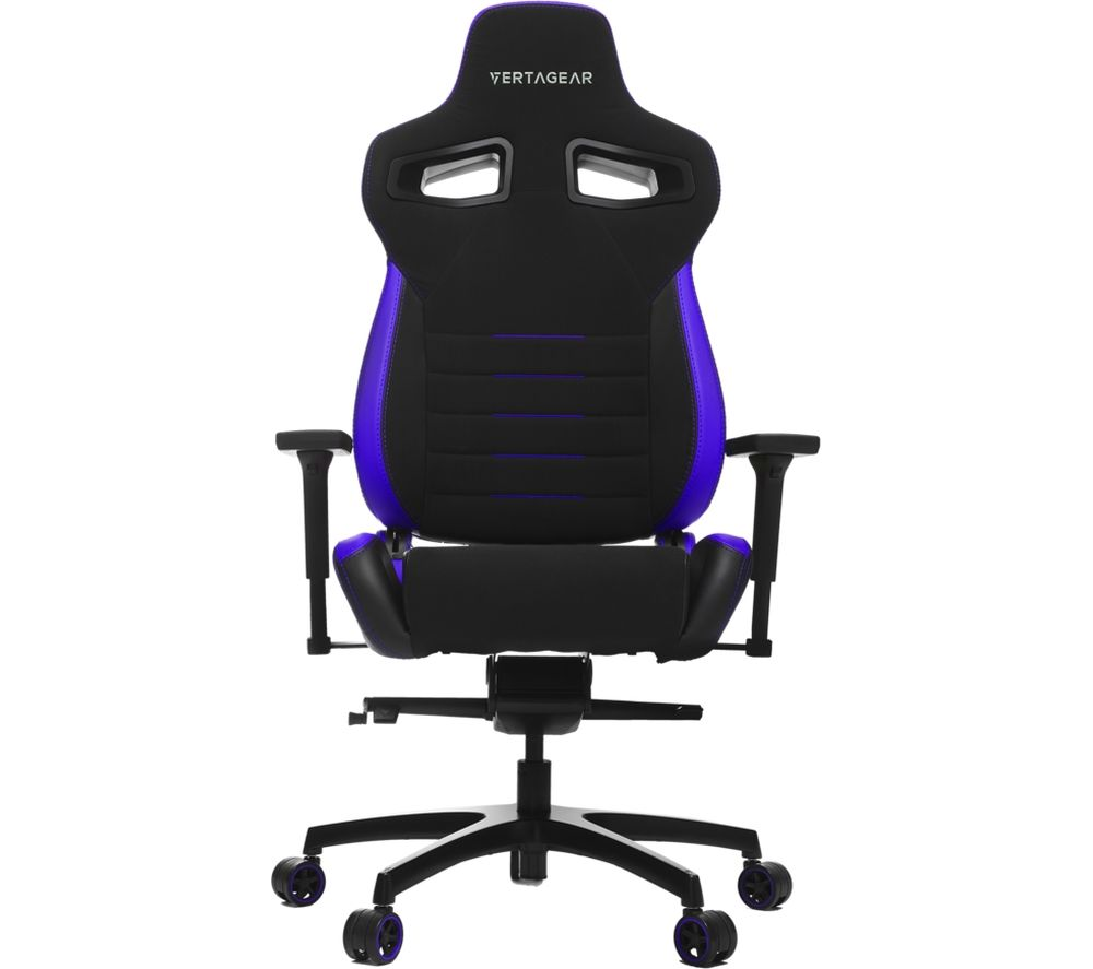 VERTAGEAR P-Line PL4500 Gaming Chair - Black & Purple