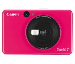 Zoemini C Instant Camera - Pink