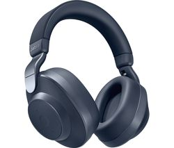 JABRA Elite 85h Wireless Bluetooth Noise-Cancelling Headphones - Navy