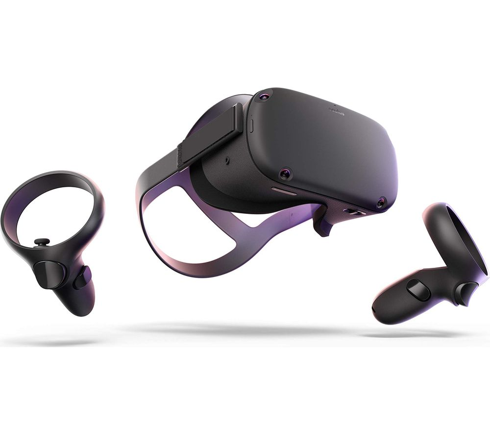 Image of OCULUS Quest VR Gaming Headset - 128 GB