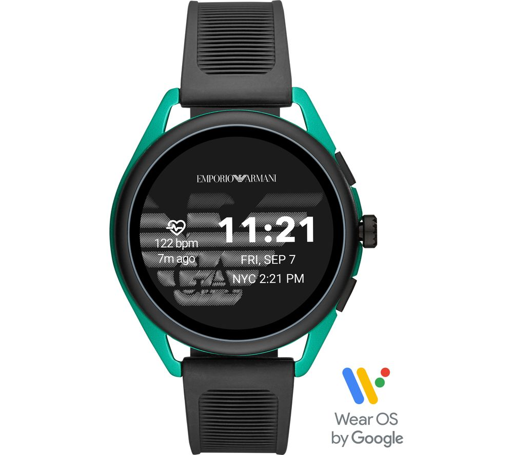 Image of EMPORIO ARMANI ART5023 Smartwatch - Green, Universal, Green