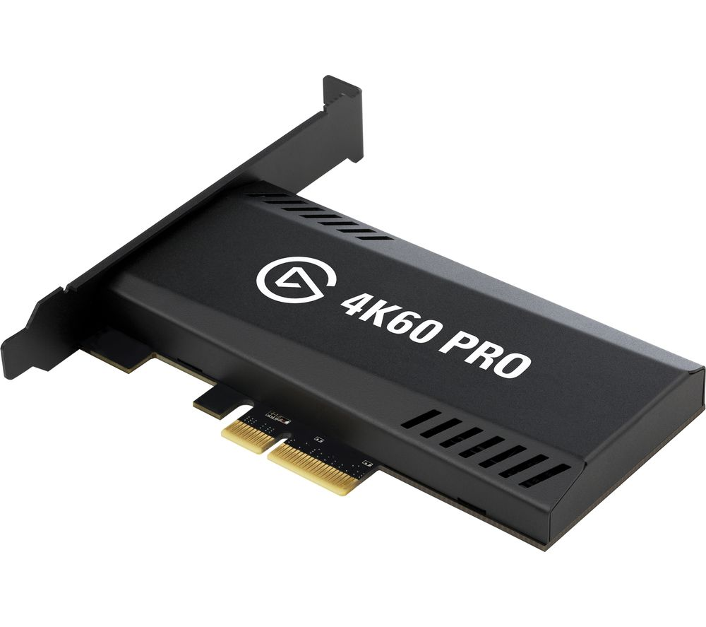 Image of ELGATO 4K60 Pro MK.2 Game Capture Card