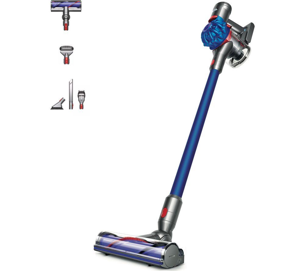 DYSON V7 Motorhead Extra Cordless Vacuum Cleaner - Blue