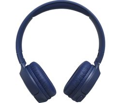 JBL Tune 500BT T500BTBLU Wireless Bluetooth Headphones - Blue