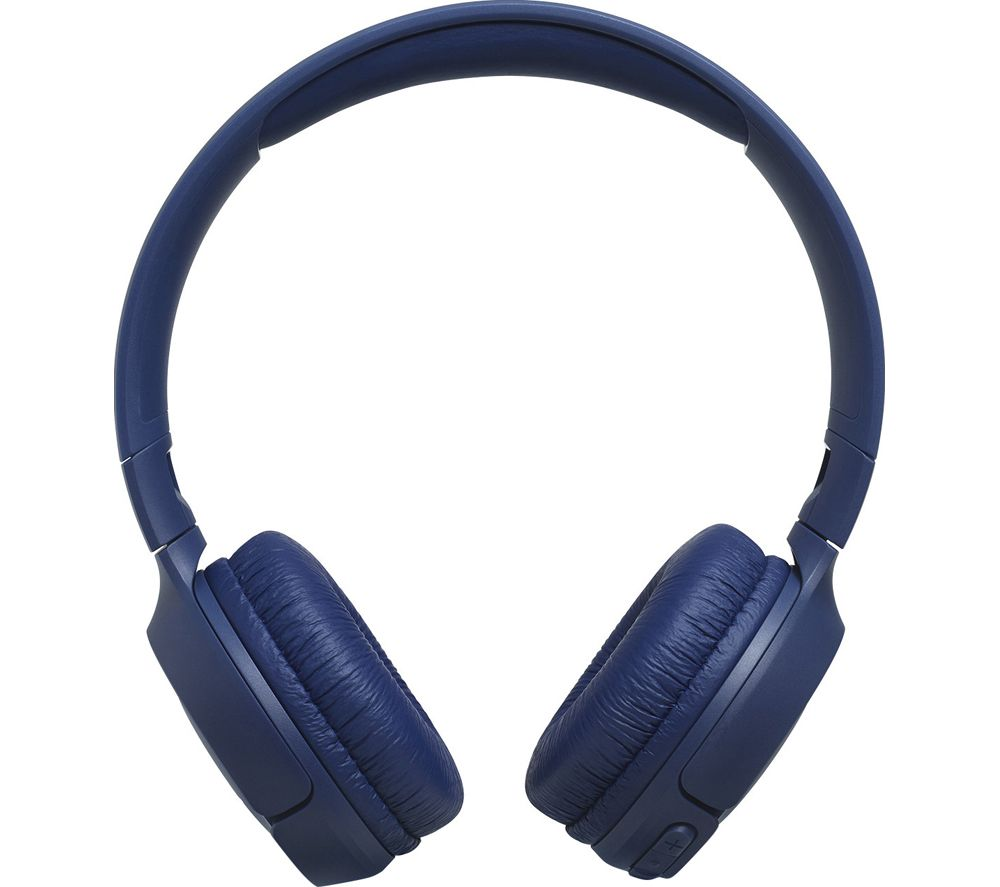 JBL Tune 500BT Wireless Bluetooth Headphones - Blue
