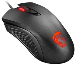 MSI Clutch GM10 Optical Gaming Mouse