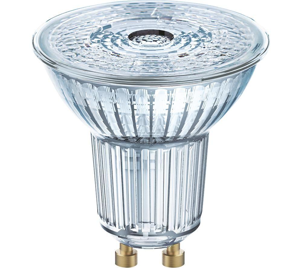 OSRAM Base Reflector LED Light Bulb - GU10, Pack of 3
