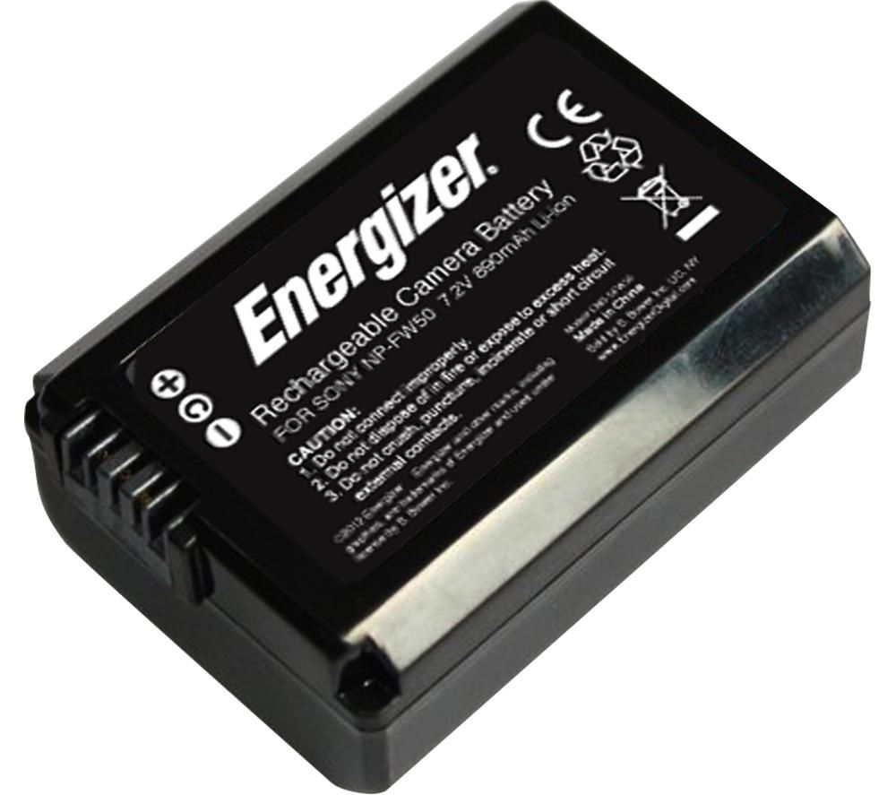 ENERGIZER ENB-SFW50 Lithium-ion Camera Battery