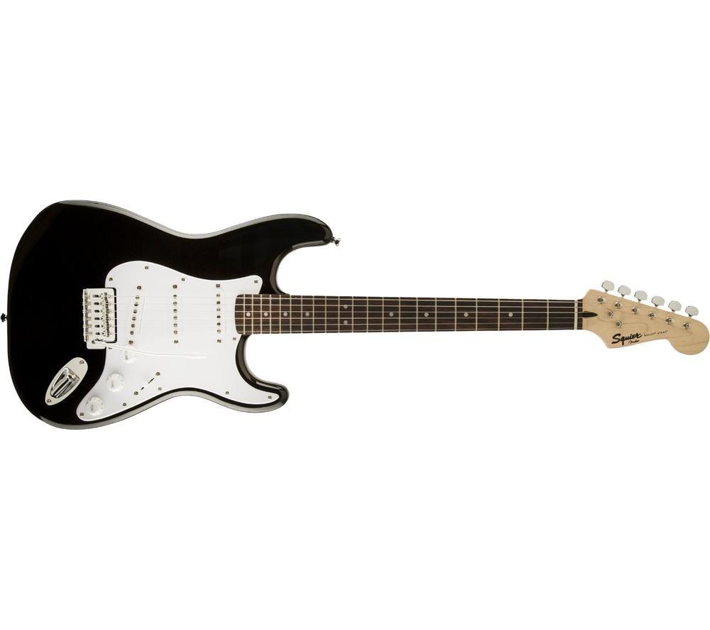 FENDER Squier Bullet Stratocaster Guitar - Black