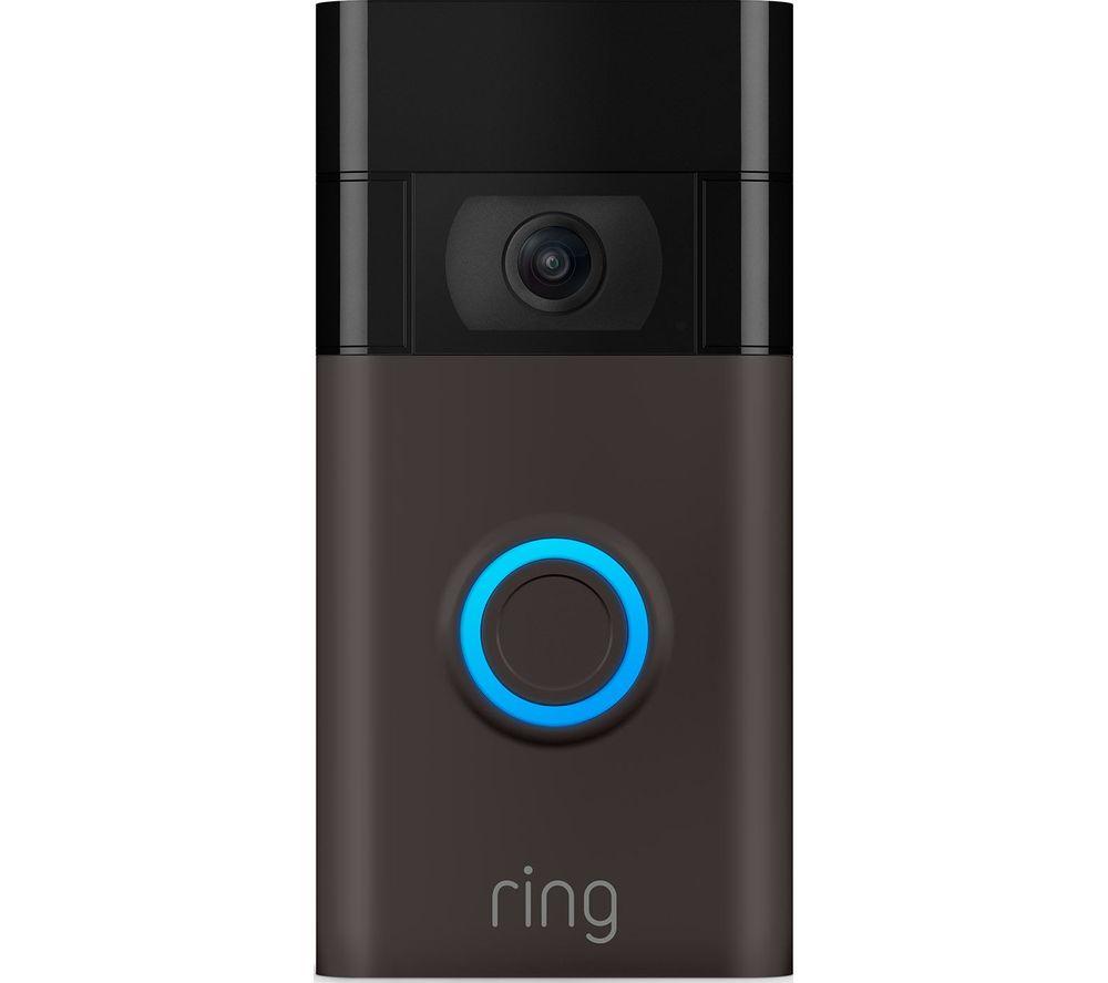RING Video Doorbell 1 (2nd Gen) - Bronze