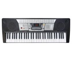 AXP10 Electronic Keyboard - Black