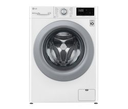 AI DD V3 F4V309WNE 9 kg 1400 Spin Washing Machine - White