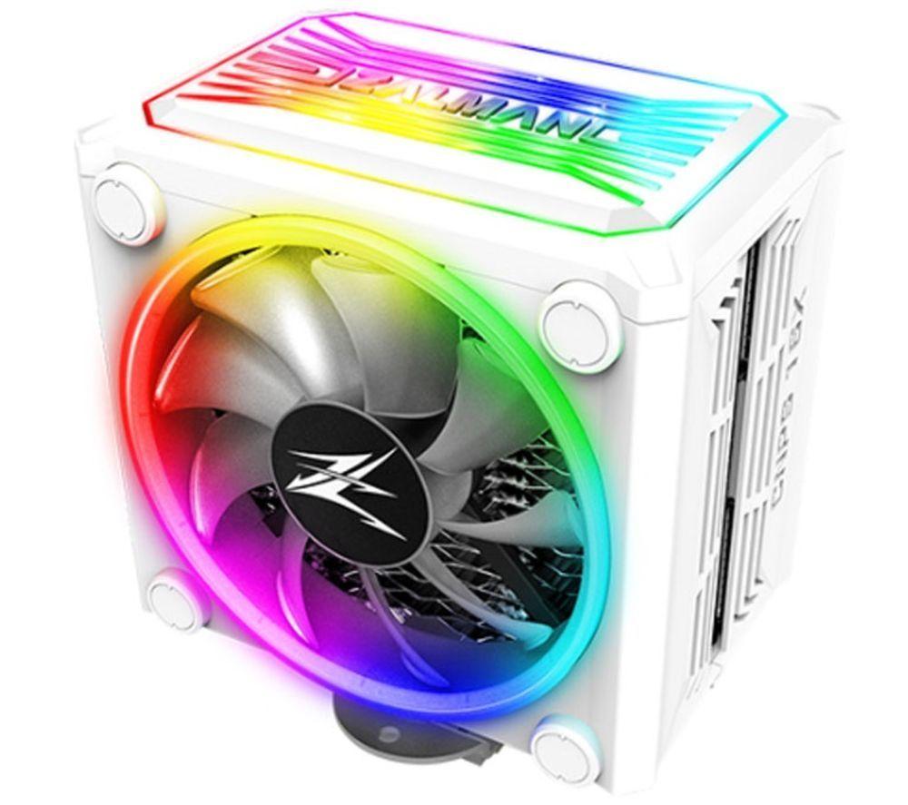 ZALMAN CNPS16X 140 mm CPU Cooler - RGB LED