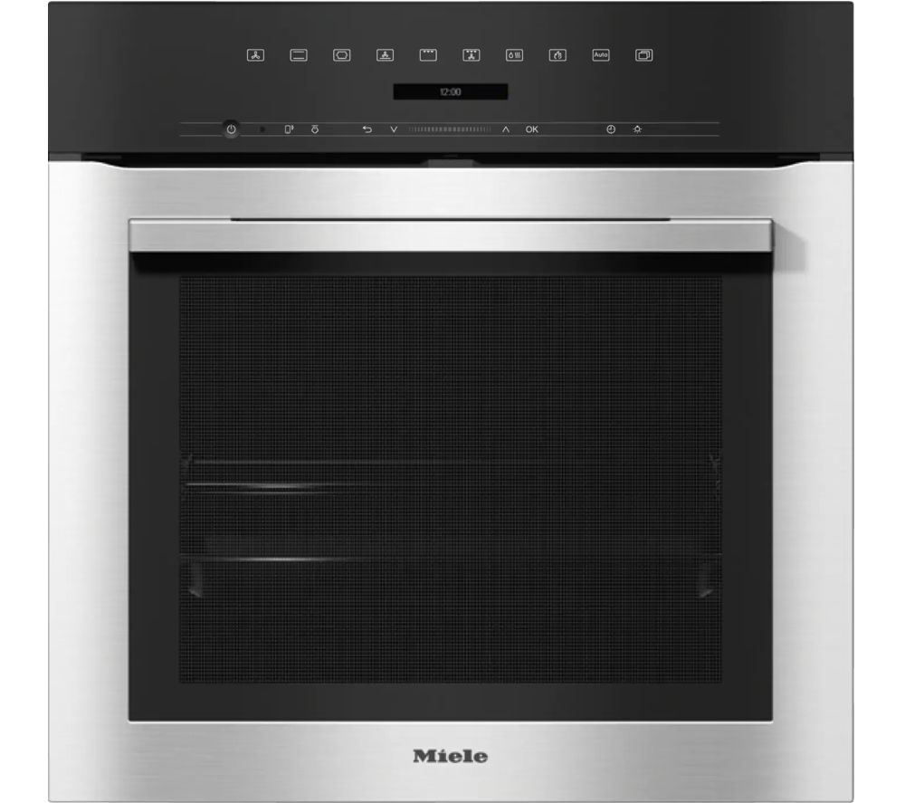 MIELE H7164BP Electric Steam Smart Oven - Stainless Steel