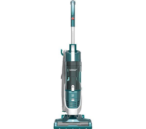 HOOVER H-Upright 500 HU500GHM Reach Home Upright Bagless Vacuum Cleaner - Teal & Grey