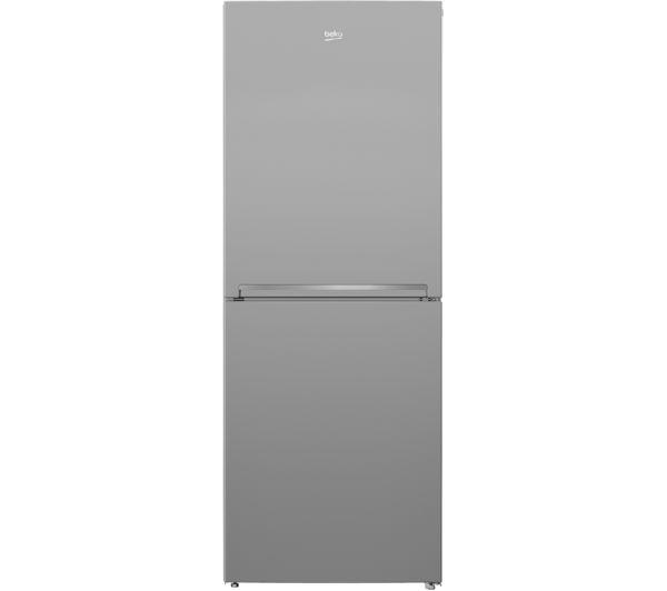 Image of BEKO CXFG3790S 50/50 Fridge Freezer - Silver